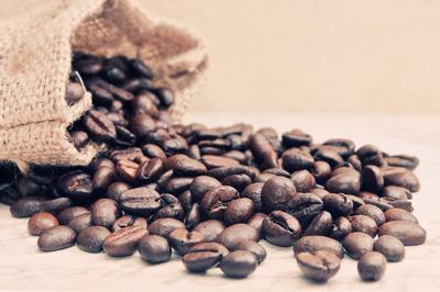 Kaffeebohnensack
